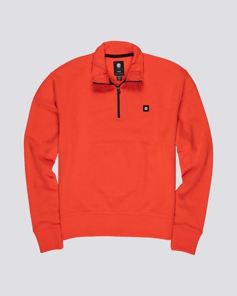 92 Track - 1/4 Zip Sweatshirt for Men  S1CRA2ELP0