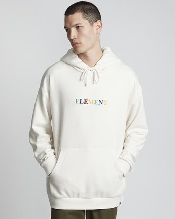 Big Hood Rainbow - Hoodie for Men  S1HOA6ELP0