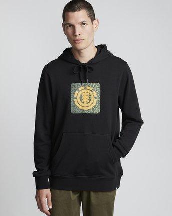 Leopard - Hoodie for Men  S1HOB3ELP0