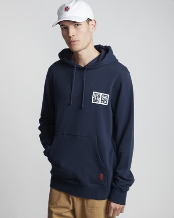 1 Timber! Go East Tradition - Hoodie for Men Purple S1HOC2ELP0 Element