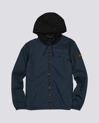 Wolfeboro Alder Light Washed - Water-Resistant Jacket for Men  S1JKA6ELP0