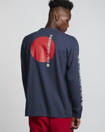 Primo Tokyo Takashi - Long Sleeve T-Shirt for Men  S1LSB3ELP0