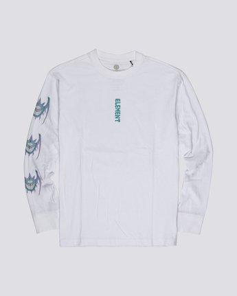 Tetsunori Tawaraka One Eye Bat - Long Sleeve T-Shirt for Men  S1LSB5ELP0