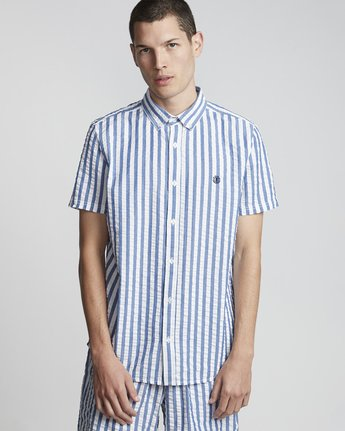 Icon Stripes - Short Sleeve Shirt for Men  S1SHA1ELP0