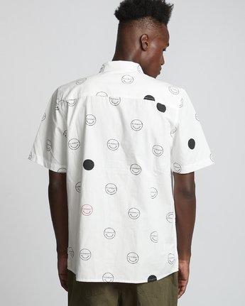 Polka Smile - Short Sleeve Shirt for Men  S1SHA3ELP0