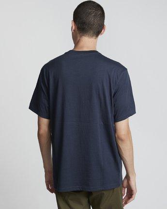 1 Tree Ghost - Short Sleeve T-Shirt for Men Purple S1SSD2ELP0 Element