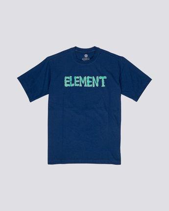 Tetsunori Tawaraya Lettering - Short Sleeve T-Shirt for Men S1SSE2ELP0