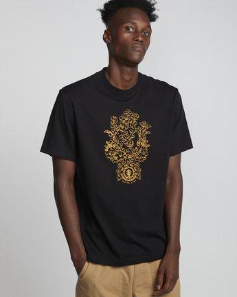 Succulent - Organic Cotton Short Sleeve T-Shirt for Men  S1SSE8ELP0
