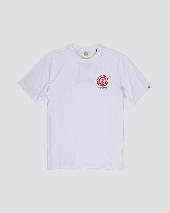 Tuckwei - Organic Cotton Short Sleeve T-Shirt for Men  S1SSF1ELP0