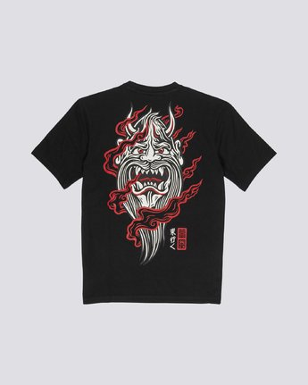 1 Timber! Go East Demon Keeper - Organic Cotton Short Sleeve T-Shirt for Men  S1SSF4ELP0 Element