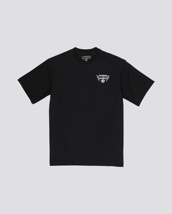 Bad Brains Bolt Lock - Short Sleeve T-Shirt for Men  S1SSG4ELP0