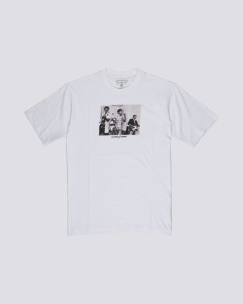 Bad Brains 2318 - Short Sleeve T-Shirt for Men  S1SSG5ELP0