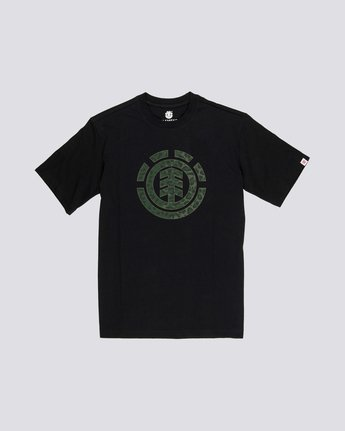 Leopard Icon Fill - Short Sleeve T-Shirt for Men  S1SSI6ELP0