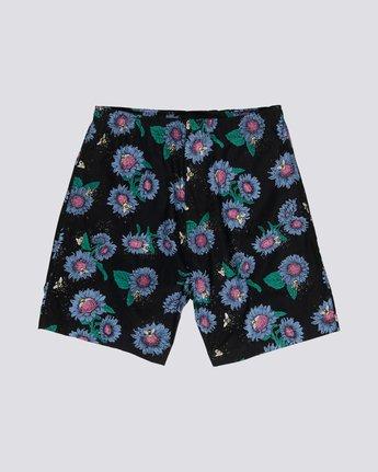 """Sunflowers 18"""" - Shorts for Men  S1WKB2ELP0"""
