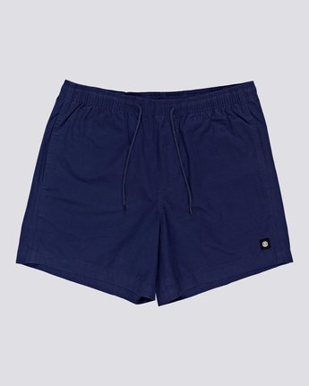"Vacation 16"" - Elastic Waist Shorts for Men  S1WKC1ELMU"