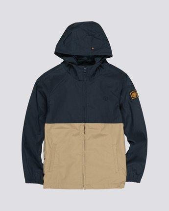 Alder Light 2Tones - Water-Resistant Jacket for Boys  S2JKA7ELP0