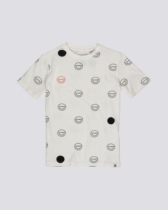 Calvin - Short Sleeve Top for Boys  S2KTA5ELP0