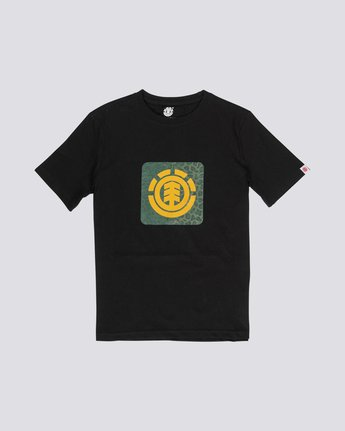 Leopard - Short Sleeve T-Shirt for Boys  S2SSA6ELP0