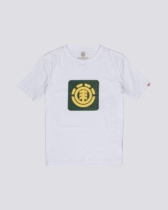 Leopard - Short Sleeve T-Shirt for Boys  S2SSA6ELP0