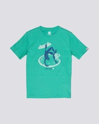 Wheeler - Short Sleeve T-Shirt for Boys  S2SSC1ELP0