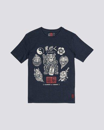 Flash - Organic Cotton Short Sleeve T-Shirt for Boys  S2SSC5ELP0