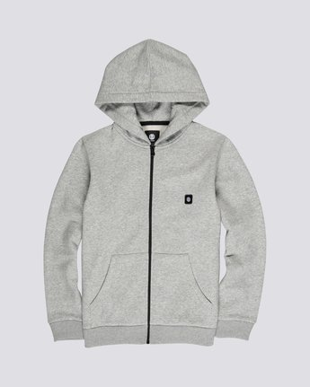 92 - Zip-Up Hoodie for Boys  S2ZHA2ELP0