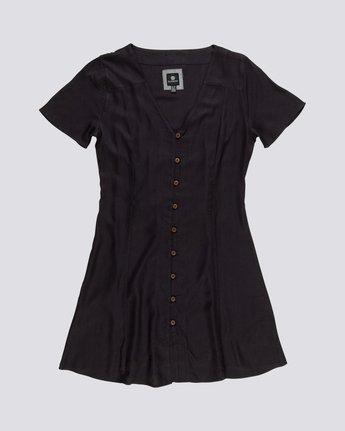 Sue Twill - Short Sleeve Dress for Women  S3DRA5ELP0