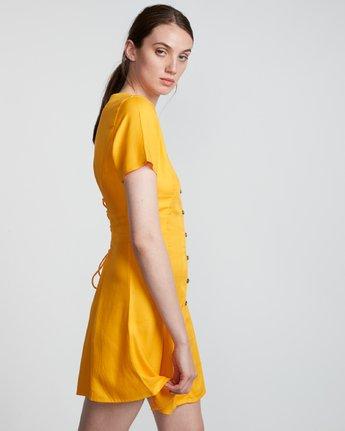 4 Sue Twill - Short Sleeve Dress for Women  S3DRA5ELP0 Element