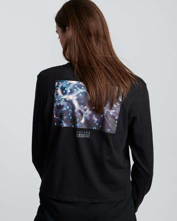 Nat Geo - Organic Cotton Long Sleeve T-Shirt for Women S3LSA1ELP0