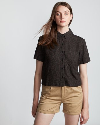 Ramblin - Woven Tops for Women  S3SHA1ELP0