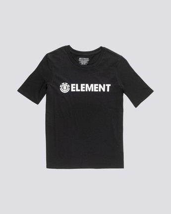 Element Logo - Organic Cotton Short Sleeve T-Shirt for Women  S3SSA1ELP0