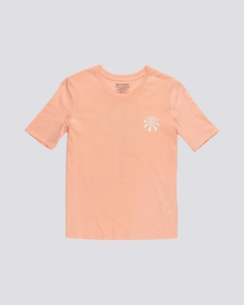 Modern - Organic Cotton Short Sleeve T-Shirt for Women  S3SSA5ELP0