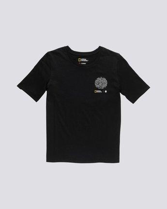 Nat Geo - Organic Cotton Short Sleeve T-Shirt for Women S3SSA7ELP0
