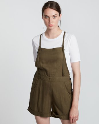 Rose Overall - Jumpsuit for Women  S3WKA1ELP0