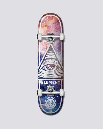"""8"""" Eye Trippn Cosmos - Skateboard  S4CPA7ELP0"""