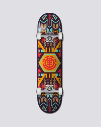 "8"" Geo Forest - Skateboard  S4CPA9ELP0"