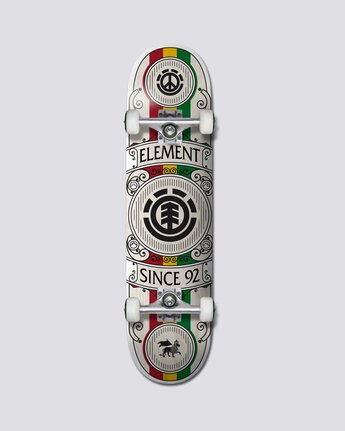 "8"" Regal Rasta - Skateboard  S4CPB1ELP0"