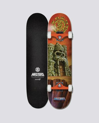 "Masters Of The Universe 7.5"" Castle - Skateboard  S4CPB8ELP0"