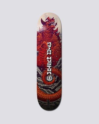 8.1 Reptilicus Nyjah - Skate Decks  S4DCA4ELP0