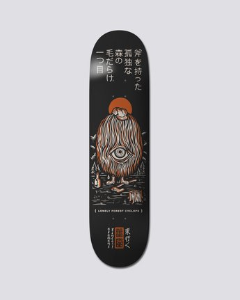 "Timber! Go East 8.5"" Timber Forest Cyclops - Skate Decks  S4DCB9ELP0"