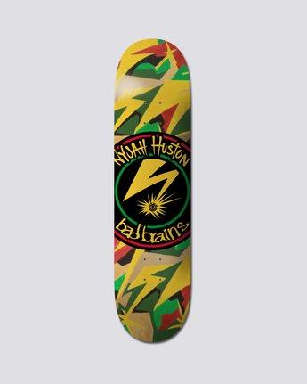 """Bad Brains 8.25"""" Bad Brains X Nyjah Heritage - Skate Decks  S4DCC4ELP0"""