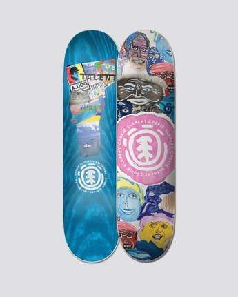 "8.25"" Cookie Faces - Skateboard Deck  S4DCF1ELP0"