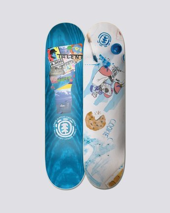 "8.4"" Cookie Desk Art - Skateboard Deck  S4DCF2ELP0"