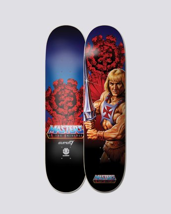 "Masters Of The Universe 8.25"" He-Man - Skateboard Deck  S4DCF3ELP0"