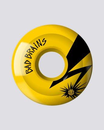 Bad Brains Sailin On Filmer 62Mm - Skate Accessories  S4WHA1ELP0