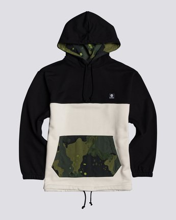 Future Nature Block - Hoodie for Men  U1FLA1ELF0