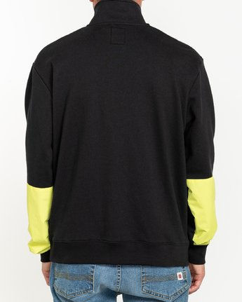 4 Future Nature Team - Track Jacket for Men Black U1FLA2ELF0 Element