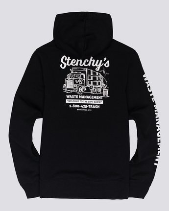 Stenchys - Hoodie for Men  U1HOC3ELF0