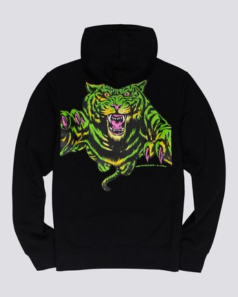 L'Amour Supreme Big Cat - Hoodie for Men  U1HOD7ELF0