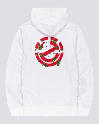2 Ghostbusters Phantasm - Hoodie for Men White U1HOD9ELF0 Element